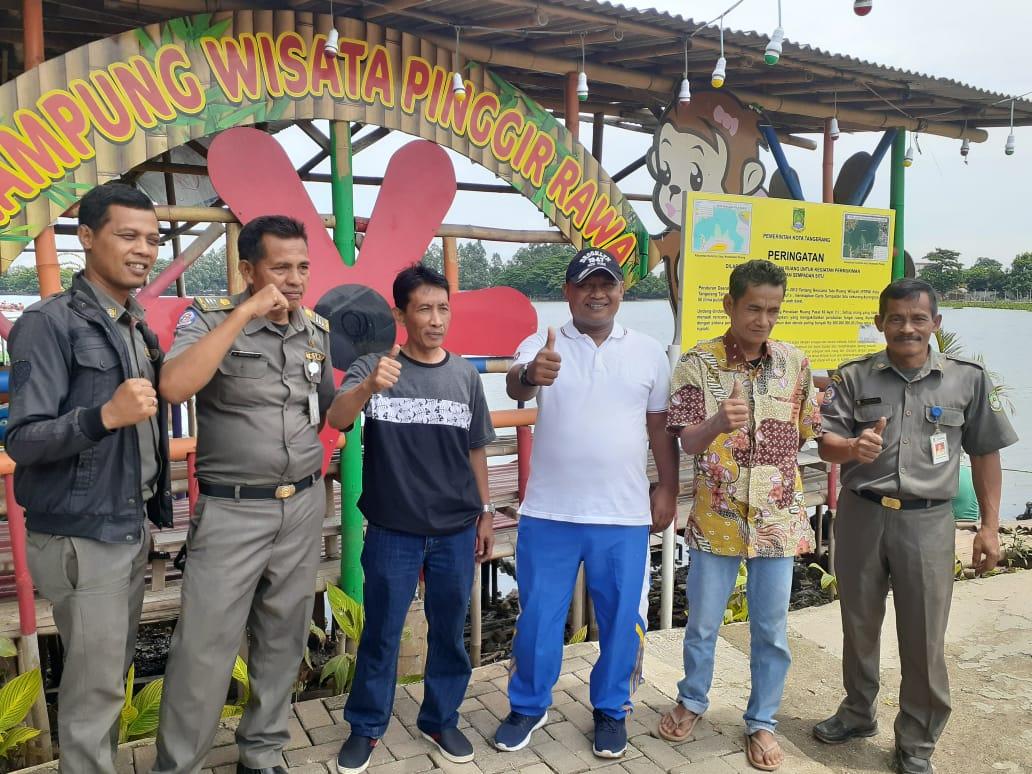 Kampung Wisata Pinggir Rawa Kunciran Jaya, Pesona untuk Liburan